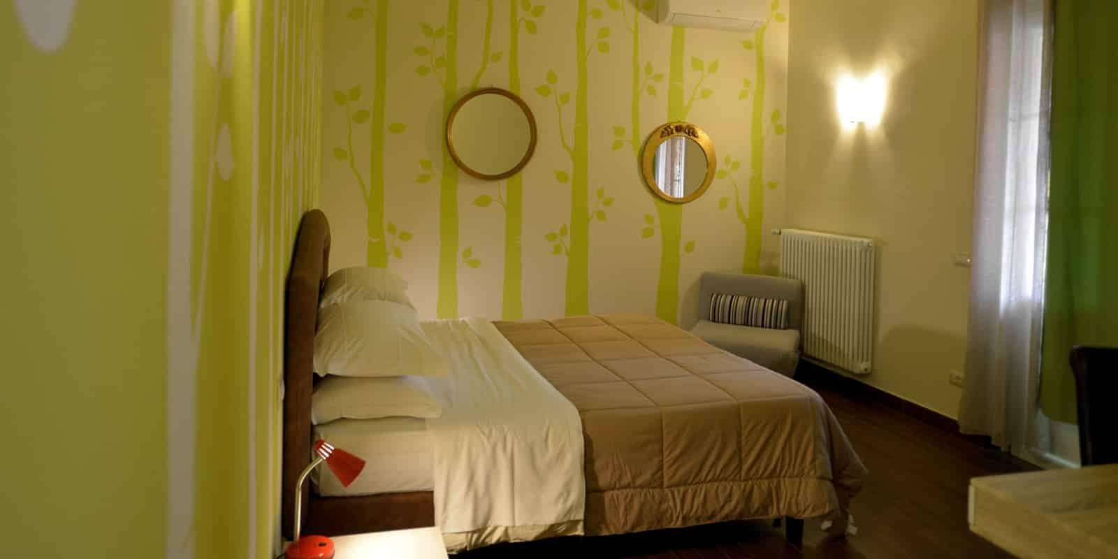 camera matrimoniale Superior letto
