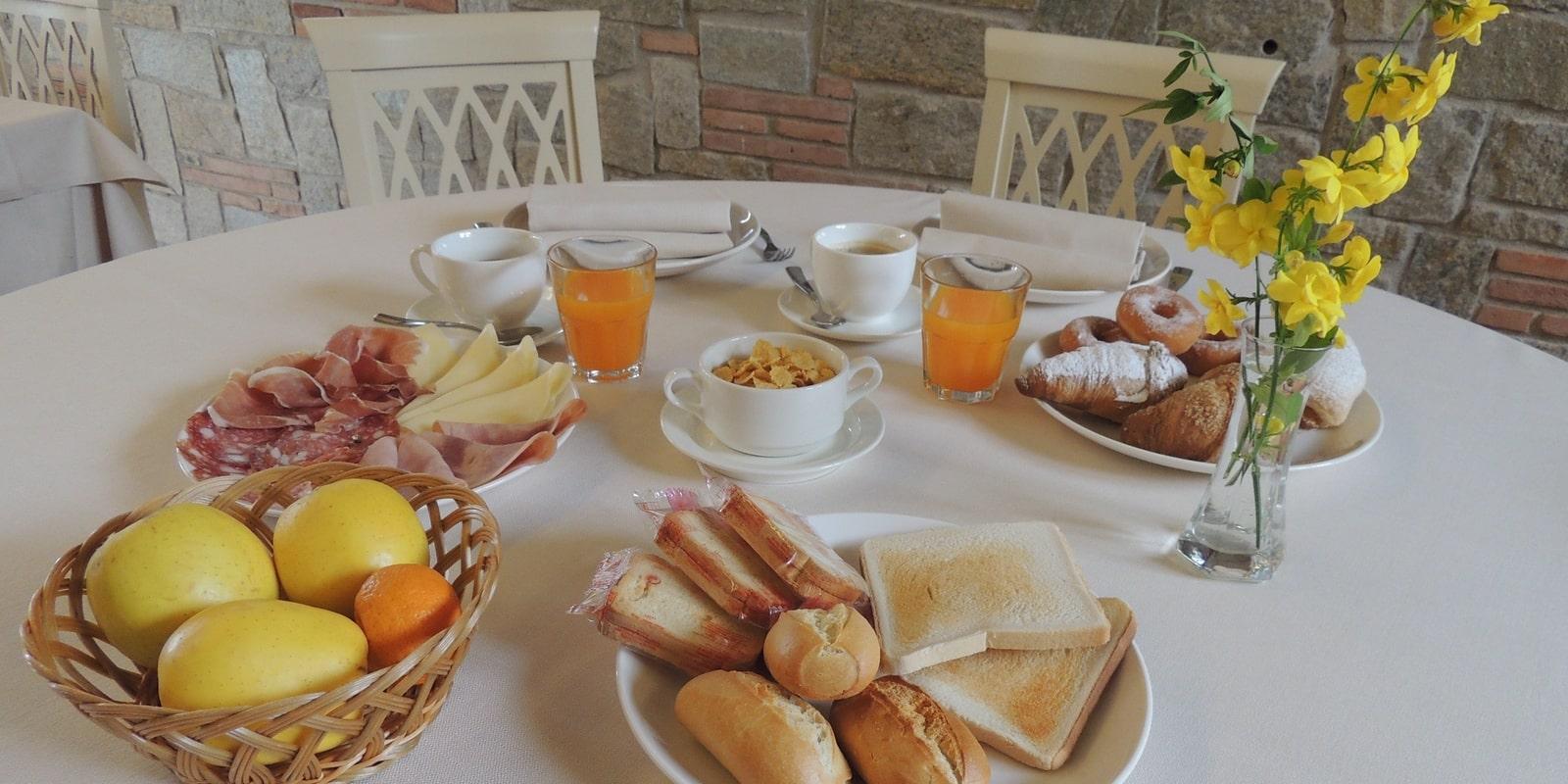 colazione agriturismo