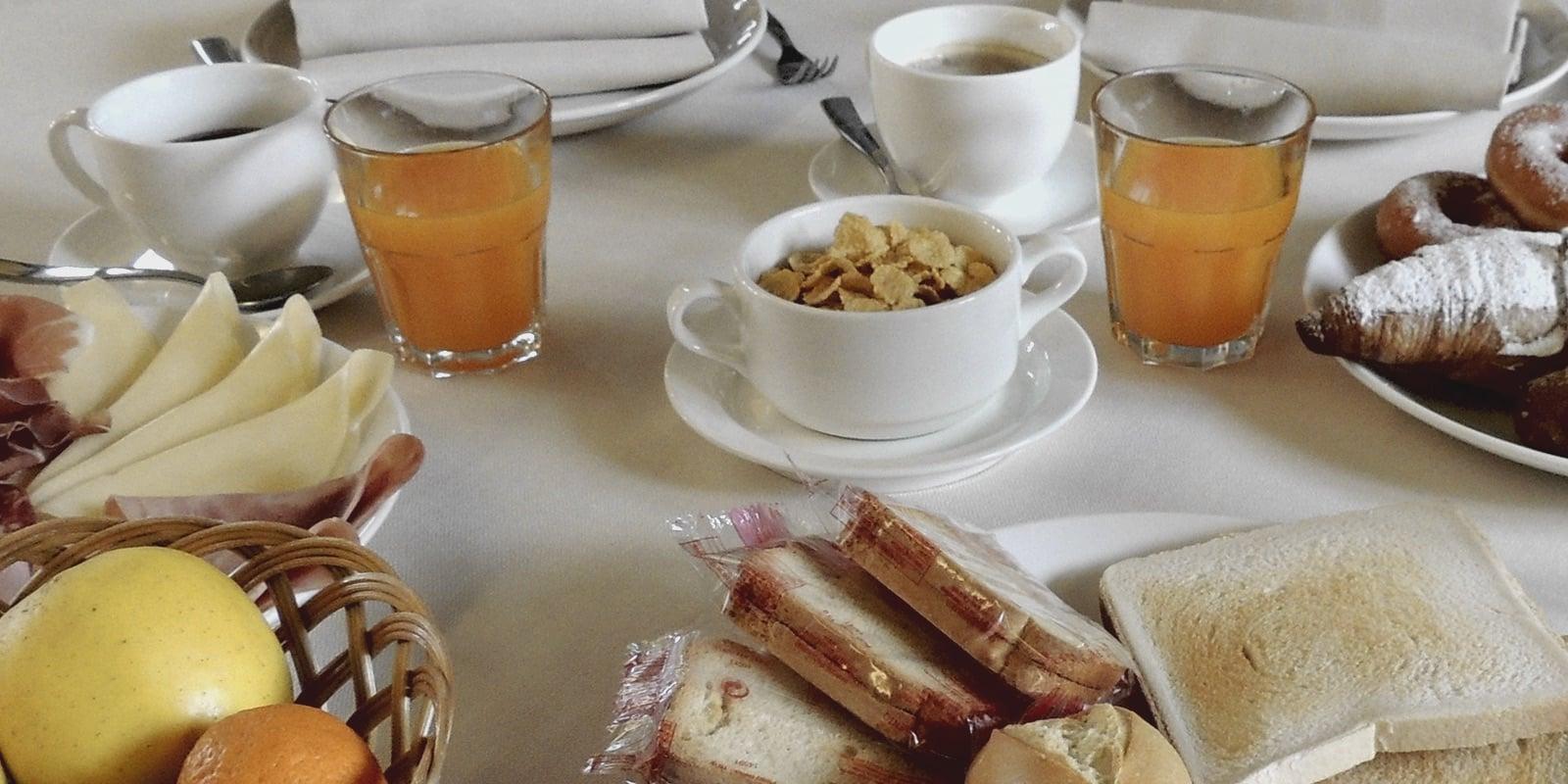 colazione corte benedetto