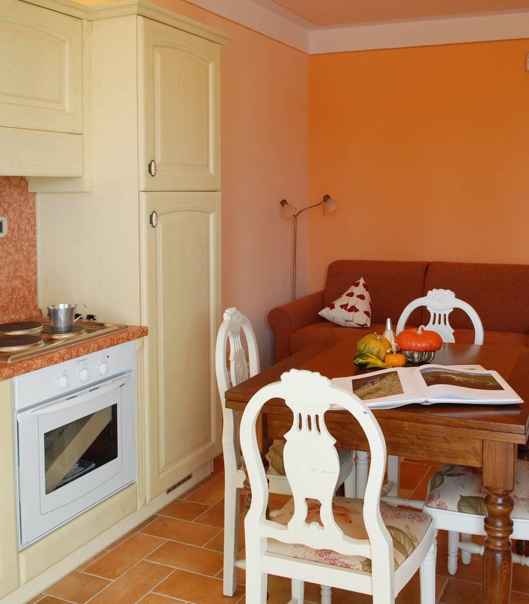 dettaglio cucina appartamento